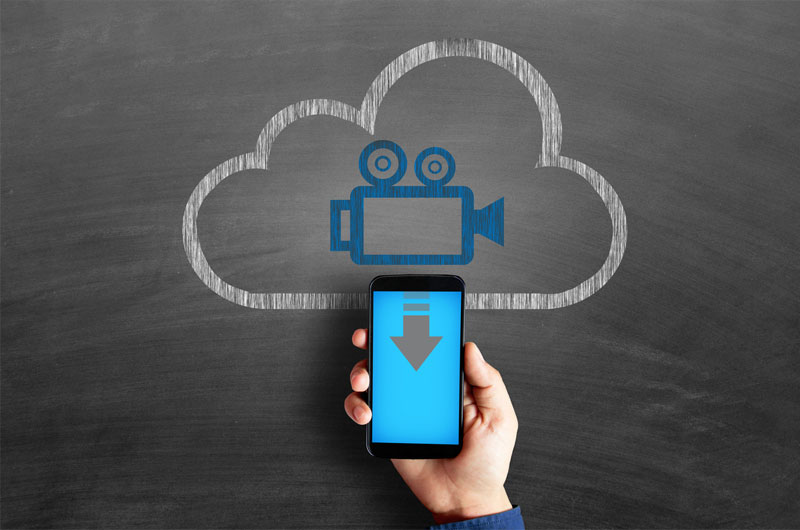 Cloud Storage for Video Surveillance Camera   IP Camera